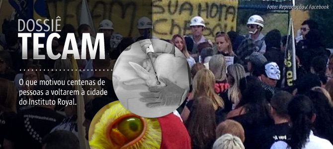 Dossiê Tecam: seis meses depois, centenas de manifestantes voltam a São Roque