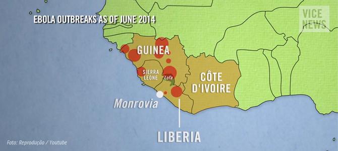 Vírus Ebola volta com tudo e o consumo de carne está ajudando a alastrar a  doença 11f3fcf847ce5