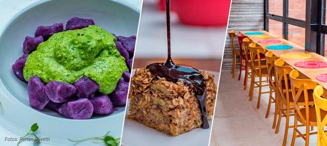 bdc716b6cef Rio de Janeiro ganha restaurante vegano livre de glúten e com espaço para  meditação e yoga