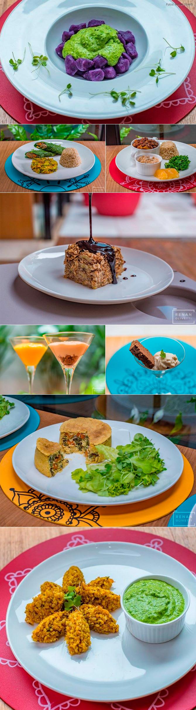 d5f07fe0490 Rio de Janeiro ganha restaurante vegano livre de glúten e com espaço ...