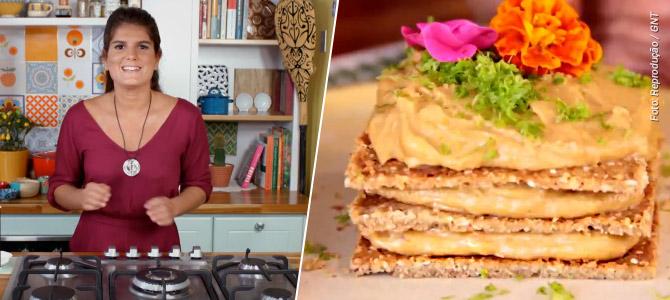 Estreia a segunda temporada do programa vegano da chef carioca Tati Lund no canal GNT