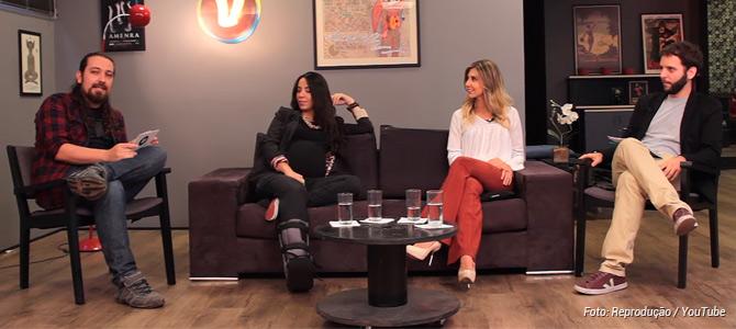 Entrevista-se: o primeiro episódio do programa do Vista-se no YouTube já está disponível