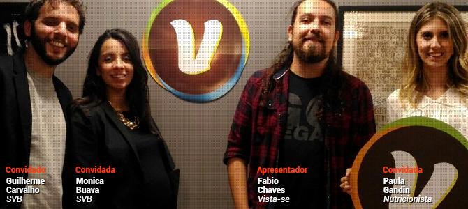Veja como foi o 1º dia de gravações do programa Entrevista-se, que estreia no 2º semestre