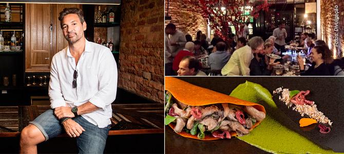 9e486d04cef Ex-presidente da gravadora Sony abre restaurante vegano e crudívoro no Rio  de Janeiro