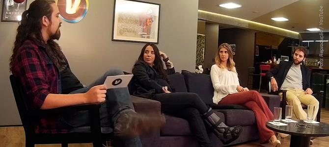Em novo episódio do programa Entrevista-se, veganos argumentam sobre o consumo de ovos