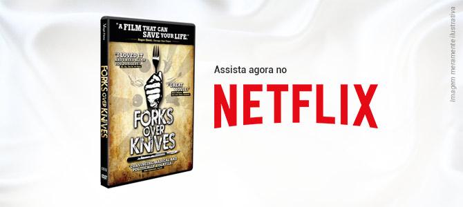 Documentário que mostra ligação entre doenças e produtos de origem animal já está no Netflix