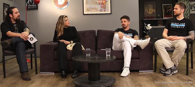 Entrevista-se: Alana Rox, Lucas Alvarenga e Mikael Nielsen estão na 3ª temporada