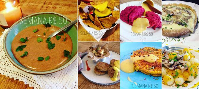Blogueira vegana sugere 3 pratos saudáveis por dia durante uma semana usando apenas R$ 47,75