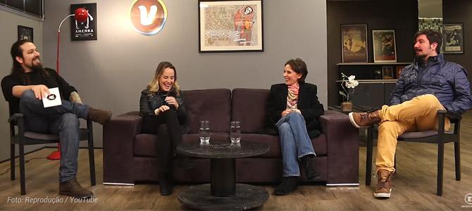 Namoro entre veganos e carnistas é o tema do novo episódio do programa Entrevista-se (T4E2)