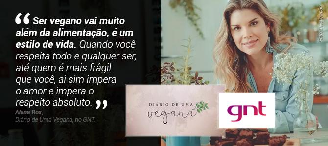 Assista ao primeiro episódio do programa Diário de Uma Vegana, que acaba de estrear no GNT