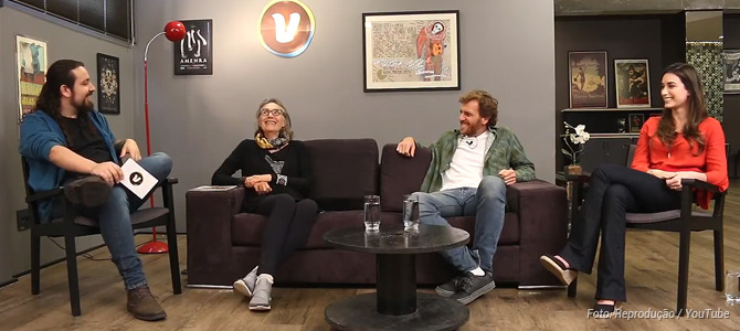 Na estreia da quinta temporada, a falta de tempo no dia a dia é o tema do Entrevista-se