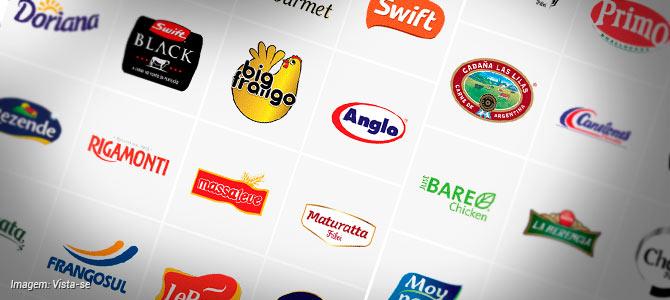 594afeb9f Veja uma lista visual com mais de 30 marcas de empresas envolvidas na Operação  Carne Fraca